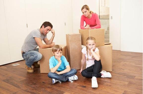 Những sai lầm khi chọn dịch vụ chuyển nhà