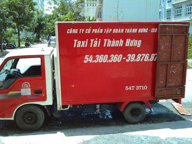 Dịch vụ chuyển nhà Thành Hưng uy tín chuyên nghiệp