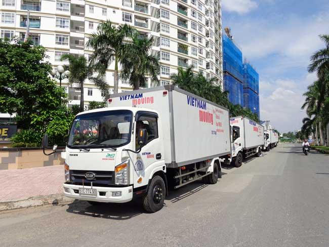 Dịch vụ vận tải uy tín chất lượng tại Việt Nam