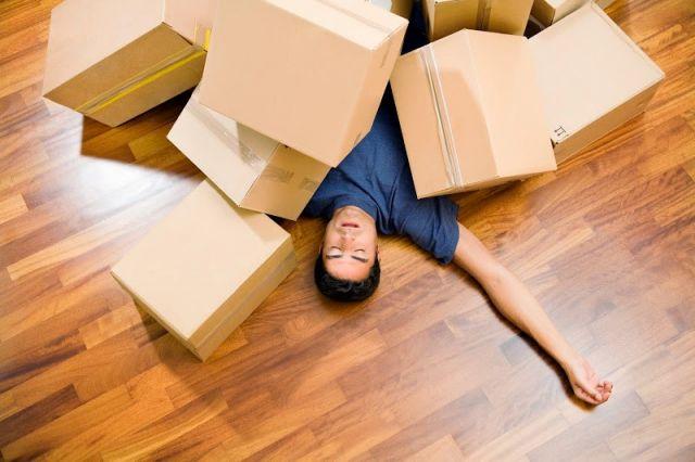 Những cách đóng gói đồ đạc cực hiệu quả khi chuyển nhà
