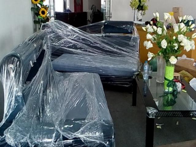 Cách vận chuyển ghế salon da đảm bảo an toàn