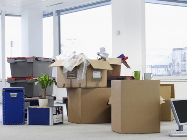 Cách đóng gói đồ đạc khi chuyển văn phòng