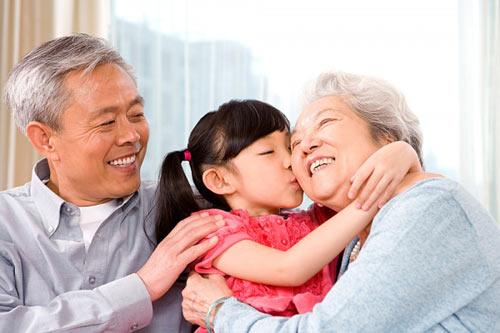 Những ảnh hưởng tới người cao tuổi