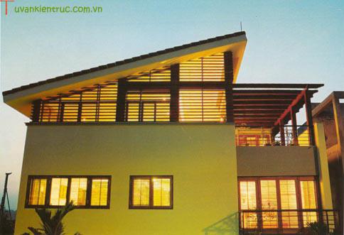 Cách cải thiện mái nhà không tốt