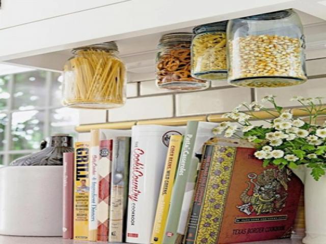 Sắp xếp phòng bếp đẹp, gọn gàng khi chuyển nhà