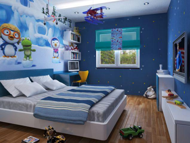 Những điều cấm kỵ về phòng ngủ của trẻ