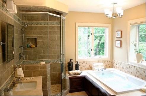 Chọn hướng phòng tắm đẹp có cần quan tâm đến phong thủy?