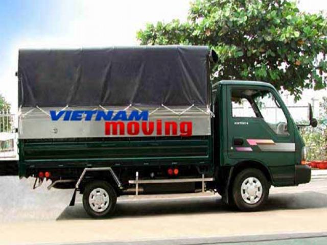 Những nguyên tắc sắp xếp đồ lên xe vận chuyển khi chuyển nhà