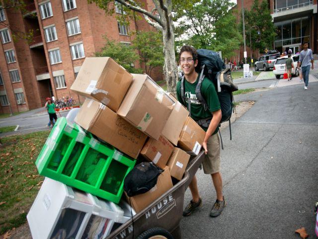 Dịch vụ chuyển nhà lấy tiền tiêu tết