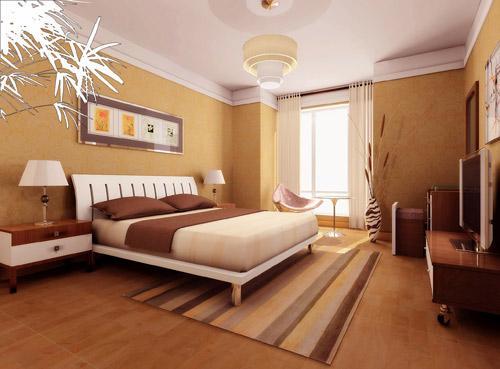 Những điểm cần chú ý khi thiết kế bố trí phòng ngủ