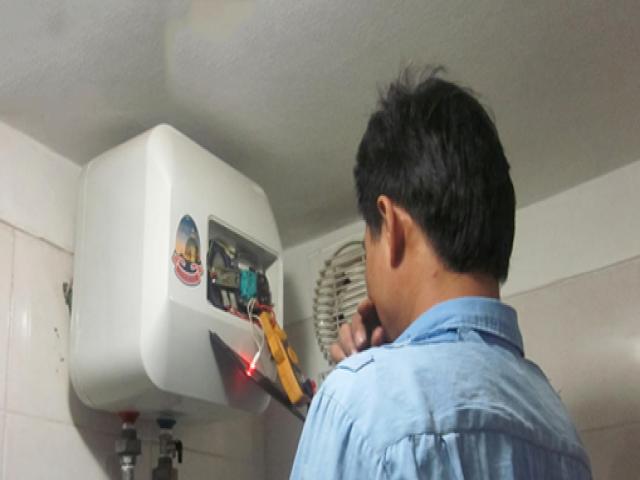 Cách tháo lắp và đóng gói bình nóng lạnh khi chuyển nhà
