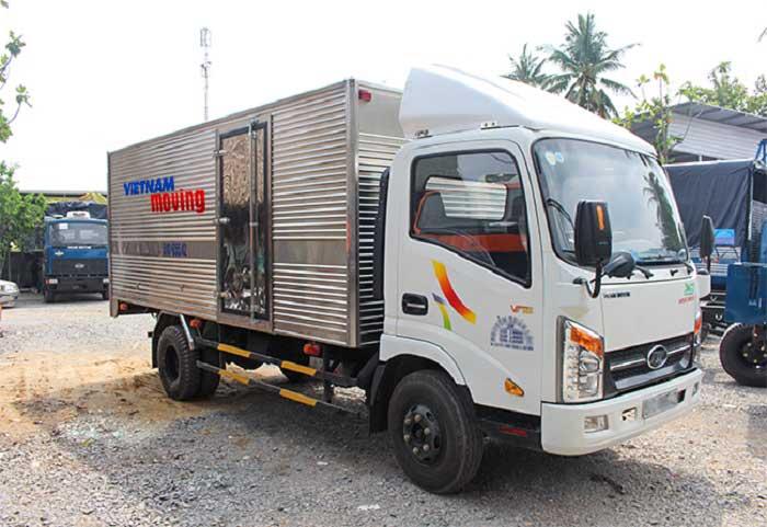 Thuê xe taxi tải ở Bà Rịa- Vũng Tàu uy tín an toàn