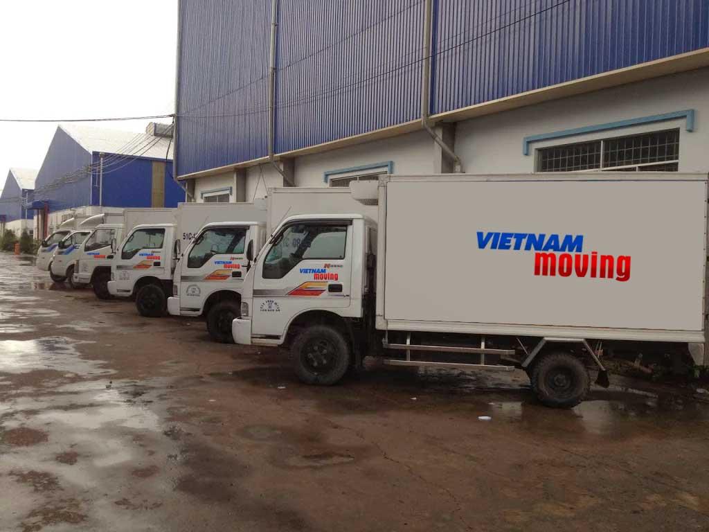 Thuê xe tải lạnh tốt nhất ở đâu?