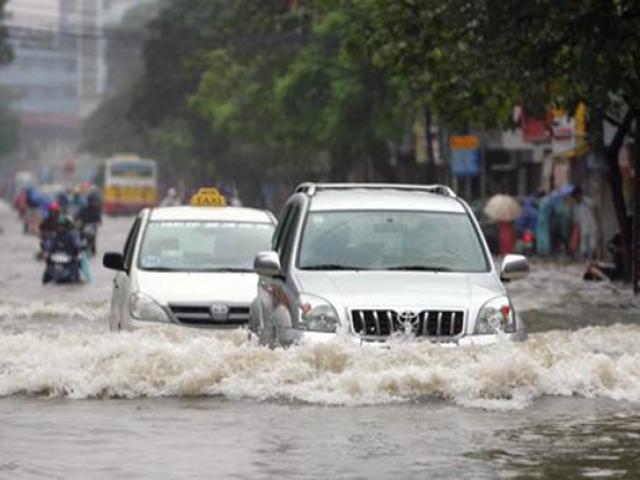 Những khó khăn bạn sẽ gặp khi chuyển nhà vào lúc trời mưa