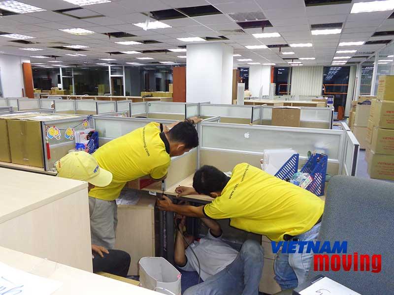 Tư vấn dịch vụ chuyển nhà và văn phòng trọn gói chuyên nghiệp