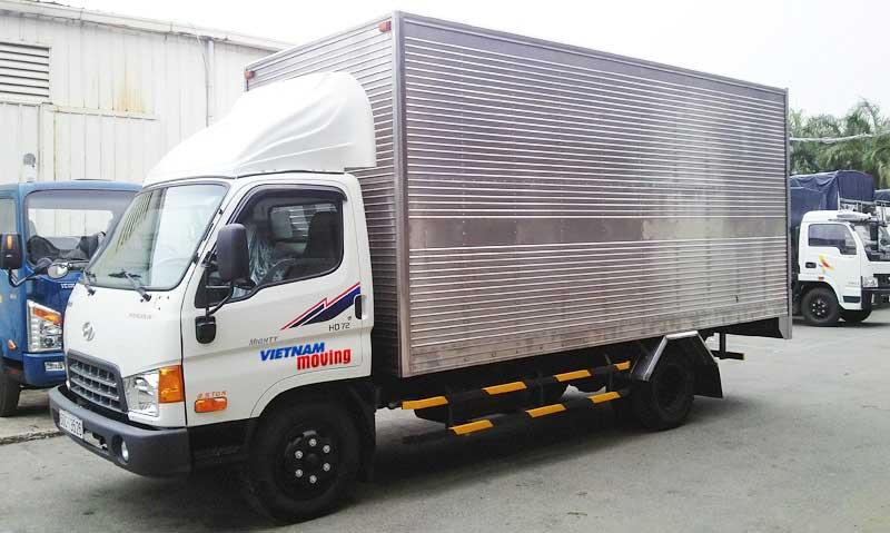 Vận chuyển hàng hóa giá rẻ với cho thuê xe tải quận Nam Từ Liêm, Hà Nội