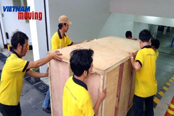 Vinamoving – Công ty chuyển văn phòng giá rẻ, uy tín hàng đầu Việt Nam