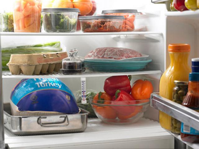 Cách xử lý thực phẩm đông lạnh trước
