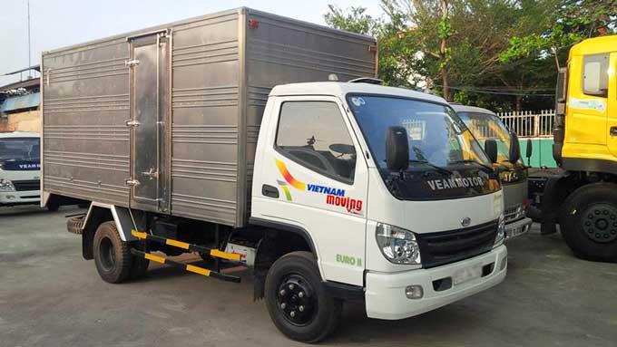 Xe tải quận Ba Đình, Hà Nội – Từ thành phố đến ngoại ô