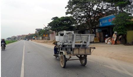 Các loại xe thích hợp chuyển nhà