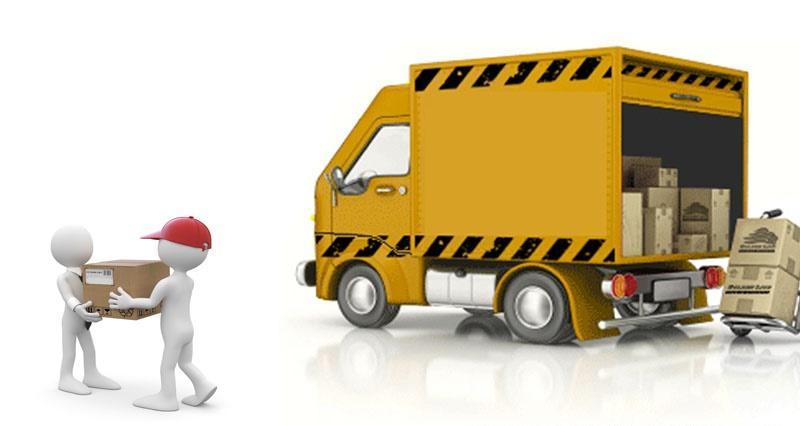 chuyển văn phòng bằng xe tải nhỏ - Vinamoving