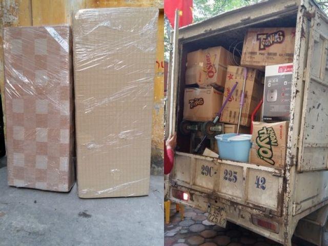 Cách chuyển văn phòng bằng xe tải nhỏ